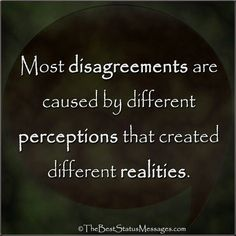 This quote could be used to describe how, in the circus, perception and reality differ rather frequently. This concept is best illustrated in the novel when Marco first sees Celia's talent with her magic and perceives that she is a threat and therefore the enemy. Reality would go on to prove that the two of them were destined for one another and bound together by fate.