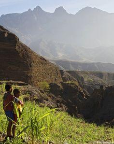 Séjour nature au Cap-vert, île de Santo Antão (Santo Antão, Cape Verde)