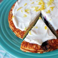 A Killer Recipe for Lemon Blueberry Pancakes | SELF