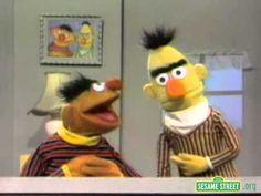 Sesame Street - Bert Gets Angry (for teaching TONE)