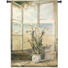 You'll love the Ocean Narcissus by Fabrice De Villeneuve Tapestry at Wayfair - Great Deals on all Décor & Pillows products with Free Shipping on most stuff, even the big stuff.