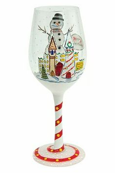 1000 images about wine glasses on pinterest wine glass for Christmas painted wine glasses pinterest