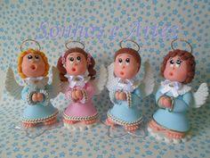 Anjinhos de Biscuit