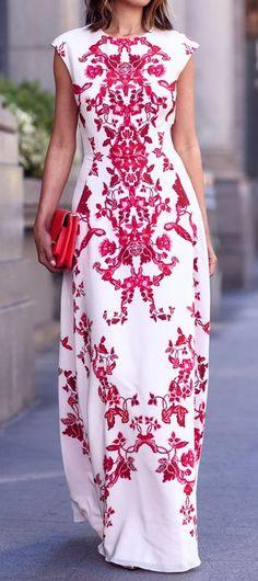 Ted Baker Nelum Maxi Dress