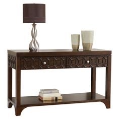 Found it at Wayfair - Ellipse Console Table