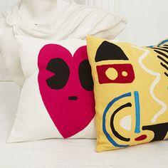 Art Pillows by Aelfie