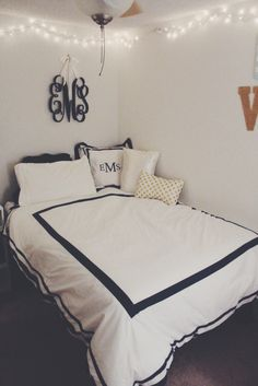 Super cute dorm room