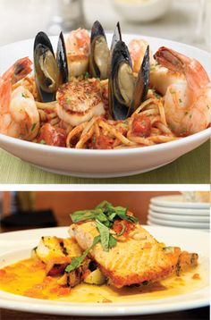 Travinia Restaurant in Leesburg, VA is a wonderful place for GF Italian food. Large selection of entrees.