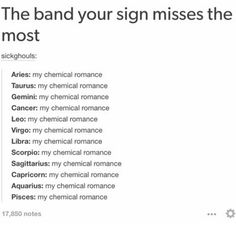 What did yall get?? I got MCR