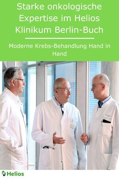 Starke onkologische Expertise im Helios Klinikum Berlin-Buch Berlin, Stark, Knowledge, Breast Cancer, Centre, Book, Health, Life, Berlin Germany