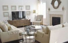 Small Living Room Layout, Living Room Furniture Layout, Living Room Tv, Living Room Remodel, Living Room With Fireplace, Design Furniture, Tv Furniture, Modern Furniture, Small Tv Rooms