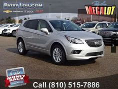 New 2017 Buick Envision Preferred FWD Sport Utility Buick Envision, Chevrolet, Trucks, Cars, Sports, Hs Sports, Autos, Truck, Car