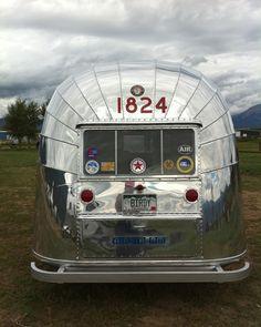 1956 Safari 22' #O-6421 - Vintage Airstream