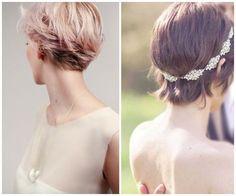 Fashion Diva Design, Diva Fashion, Magazine Ideas, Got Married, Short Hair Styles, Headpieces, Html, Weddings, Bridal Hairstyles