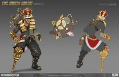 Game Character Design, Character Design Animation, Character Art, Character Reference, Zoro, Junkrat Skins, Overwatch Skin Concepts, Jamison Fawkes, Cyber Ninja