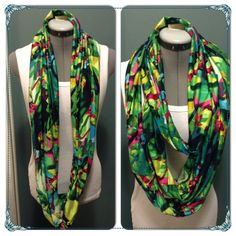 Fashion Summer/Spring Infinity Scarf/women's by AmshinaApparel