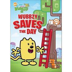 Wow! Wow! Wubbzy!: Wubbzy Saves the Day (dvd_video)