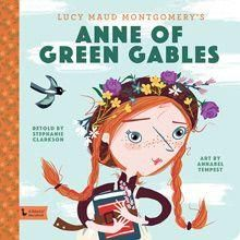 BabyLit Story Books - Anne of Green Gables
