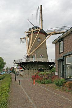 De Korenbloem, Sommelsdijk, Goeree-Overvlakkee