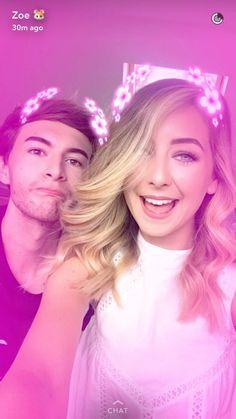 Zoe and Mark