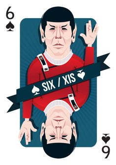 The Six of Spades.