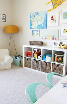 The top 15 storage ideas for kids rooms & playrooms  – HABITOTS