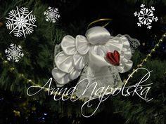 Різдвяне янголятко. Рождественский ангелочек. Christmas angel