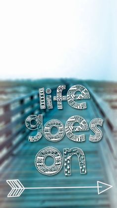 Life Goes On-wallpaper-10906770 Apple iPhone 5s hd wallpapers available for free download.