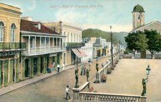 Town of Mayaguez, Puerto Rico ~ (ca. 1910)