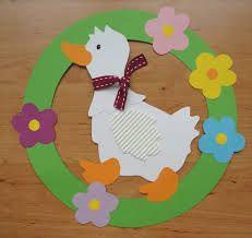 """Képtalálat a következőre: """"liba sablon"""" Diy And Crafts, Arts And Crafts, Easter Crafts For Kids, Easter Decor, Creative Kids, Art Plastique, Spring Crafts, Sewing Patterns, Preschool"""