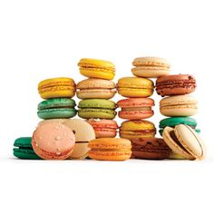 Classic Macarons / Dean and Deluca