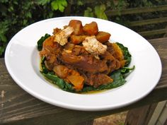 Harvest-Spiced Chicken Stew – The Foodee Project