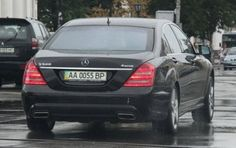В Украине введут новые автомобильные номерные знаки