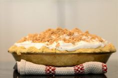 Making Home Work: Easy Peanut Butter Pie Recipe