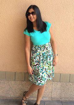 #mmmpr Week #6 Summer Street Dress