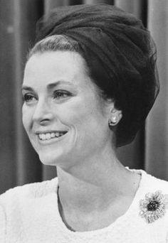 Princess Grace of Monaco, July 17 1967   The Royal Hats Blog
