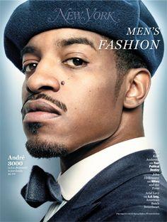 mens fashion Andre 3000