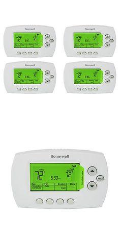 Programmable Thermostats 115949 New Honeywell Home T5 7 Day
