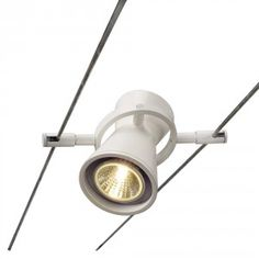 spot led sur cable ou fil tendu paulmann 4 4w mac round living wire track lighting lighting