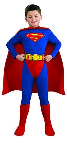 Superman Child's Costume, Small *** You can get more details by clicking on the image.