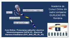 This CATIA Online Training helps engineers and technicians to become specialists in designing electrical harnesses and their components. Projekt Manager, Training Academy, Academia, Online Courses, Engineering, Germany, Ol, Invites, Design