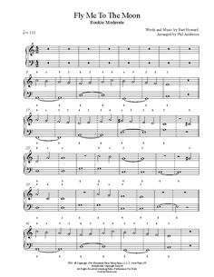 fly me to the moon violin sheet music google search. Black Bedroom Furniture Sets. Home Design Ideas