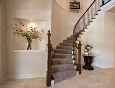 Home Staging, Stairs, House, Home Decor, Stairway, Decoration Home, Home, Room Decor, Staircases