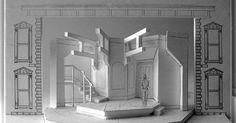 Image result for stage design models