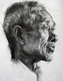 Gurney Journey: Chinese step-by-step portrait