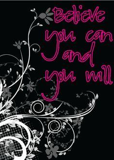 Believe you can and you will. #entrepreneur #entrepreneurship