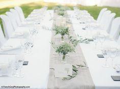 50 idées deco pour une table de mariage.