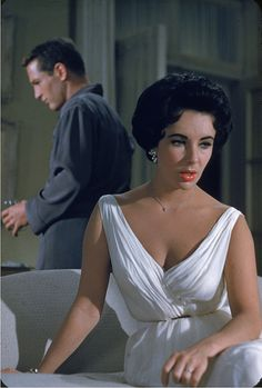 Elizabeth Taylor Maggie Dress from Cat on a Hot Tin by pinkpurr