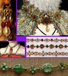 Some Tudor and Elizabethan Jewellery