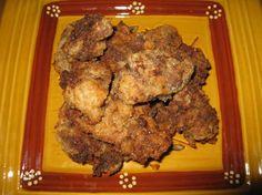 Fried Chicken Livers II